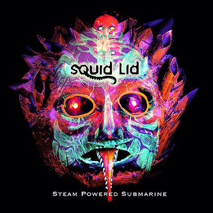 SQUID LID is the Electro-Glow Industrial Circus